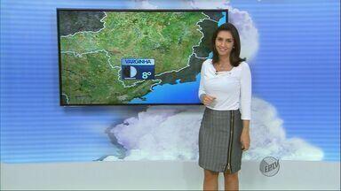 Confira a previsão do tempo no Sul de Minas para esta terça-feira (24) - Confira a previsão do tempo no Sul de Minas para esta terça-feira (24)