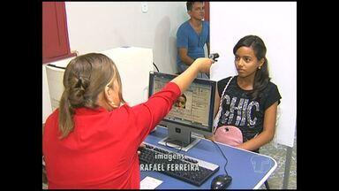 Prazo para cadastramento biométrico encerra na próxima segunda - Quem não fizer os procedimentos terá o documento invalidado.Em Santarém, 80% dos ônibus já possuem o cadastramento biométrico.
