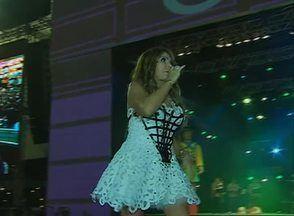 Fim de semana no Pátio de Eventos de Caruaru foi marcado por grandes atrações - Elba Ramalho, Margareth Menezes e Luan Santana fizeram show.