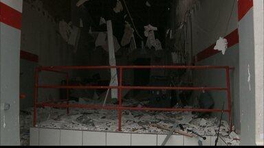 JPB2JP: Dois bancos foram explodidos hoje na Paraíba - Em Serra Redonda e em Casserengue.