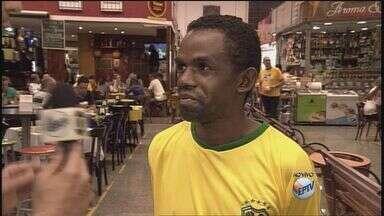 Primo de Fernandinho fala sobre jogador da seleção - Jogador já morou em Ribeirão Preto e vem de família de músicos.