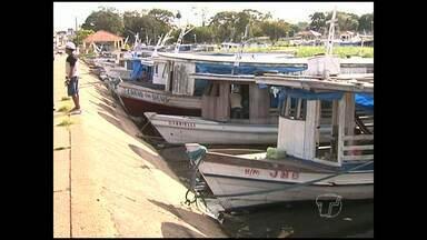 Capitania dos Portos inicia operação 'Férias Seguras' em Santarém, PA - Órgão visa reduzir número de acidentes com navegação. Campanha é realizada durante todo o mês de julho.