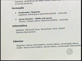Especialista em Rio Preto dá dicas sobre como elaborar currículo - Nesta quarta-feira (2), a equipe do Bom dia Cidade esteve com uma consultora de recursos humanos, que orientou sobre como elaborar um currículo ideal na busca por uma vaga de emprego.
