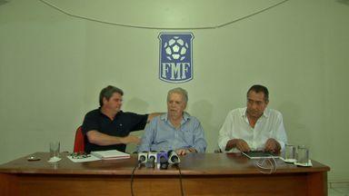 Carlos Orione deixa presidência da FMF após 38 anos - Carlos Orione deixou a presidência da FMF após 38 anos.