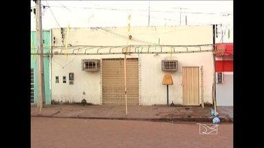 Grupo explode caixas eletrônicos de banco em Santo Antônio dos Lopes - É o 39° crime contra bancos no MA somente este ano, diz sindicato.