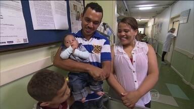 Crianças são registradas com nomes de jogadores de futebol - Em toda Copa do Mundo, alguns nomes viram mania nos cartórios. É a forma que os pais encontram de homenagear os ídolos, que nem sempre são brasileiros.