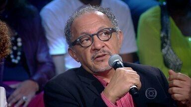 Cineasta revela ter sentido vergonha de ser negro - Joel Zito Araújo diz que a autoestima veio com trabalho no cinema