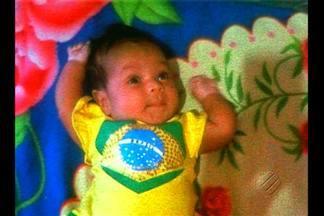 Bebê foi sequestrado na tarde do último domingo (13) no bairro do Marco, em Belém - Segundo a mãe da criança, menina foi levada por homem que invadiu a casa dela.