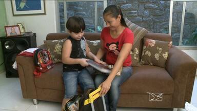 Aulas na rede estadual de ensino do MA recomeçam nesta segunda-feira - Semestre será reiniciado em mais de 1.100 escolas públicas do Estado. Aproximadamente 380 mil alunos irão retornar às salas de aula.