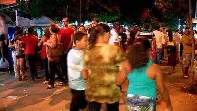 Feira agropecuária atrai milhares de visitantes para o município do Crato - ExpoCrato 2014 reúne grandes atrações da música regional e nacional.