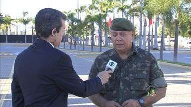 Fortaleza recebe quatro mil pessoas para o encontro do Brics - Evento conta com um grande aparato de segurança.
