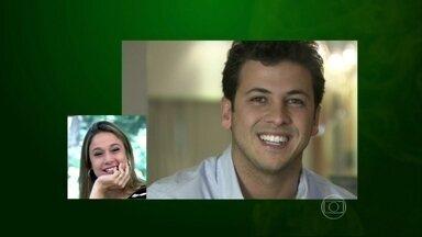 Fernanda Gentil ganha depoimento especial do marido, Matheus - 'Conheci a Fernanda quando ela tinha 15 anos', conta o esposo