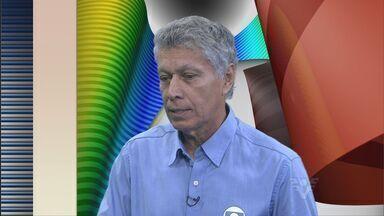 Clodoaldo comenta final da Copa do Mundo - Ex-jogador e campeão mundial pelo Brasil, Clodoaldo comenta final da Copa do Mundo.