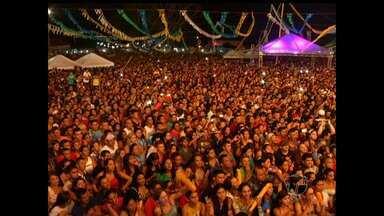 Veja como foi a última noite da Festa da Integração Nordestina - Evento tradicional é realizado em Mojuí dos Campos.