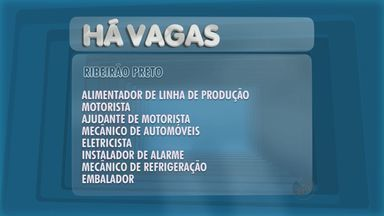 Confira as vagas do PAT de Ribeirão Preto - O Posto de Atendimento ao Trabalhador fica na Avenida Santa Luzia, no Jardim Sumaré.
