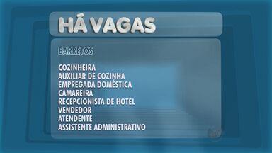 Confira as vagas de emprego em Barretos, SP - PAT da cidade fica na Rua 32,n.º 1.243, no Centro.