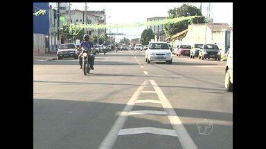 Ciclistas pedem faixas exclusivas nas ruas que viraram mão única no Centro de Santarém - Solicitação dos representantes dos ciclistas se baseiam no código de transito brasileiro, que rege a segurança nas vias principais das cidades.