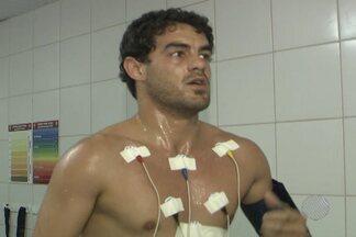 Reforço uruguaio faz exames no Vitória; veja as novidades do rubro-negro - Vitória e Cruzeiro se enfrentam no Mineirão.