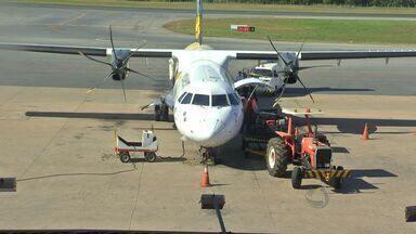 Empresários querem nova permissão para voos internacionais no aeroporto de MT - Empresários pediram uma nova permissão para voos internacionais no Aeroporto Marechal Rondon.