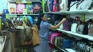 viver Sergipe mostra o aumento no segmento de supermercados em SE - Segundo DIeese, supermercados lideraram aumento de venda no Estado em 2013. Tendência é que isso se repita em este ano.