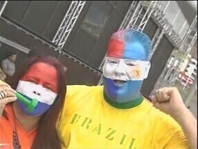 Copa do Mundo termina com saldo positivo no Brasil - Segundo levantamento do Ministério do Turismo, 95% dos estrangeiros querem retornar ao país.