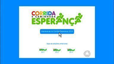 Inscrições para a Corrida e Caminhada Esperança em Cuiabá - Veja como fazer a inscrição para a Corrida e Caminhada Esperança em Cuiabá.
