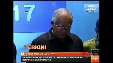 Maioria dos mortos no voo MH 17 era da Holanda - Executivos da Malaysia Airlines divulgaram as nacionalidades de quem estava a bordo: a maioria - 154 pessoas - era da Holanda. No Boeing também viajavam 27 australianos, 23 malaios, inclusive os 15 tripulantes também eram da Malásia.