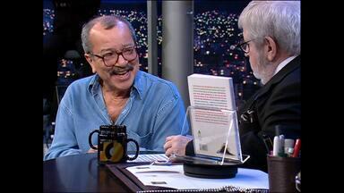 Jô Soares entrevista João Ubaldo Ribeiro - Jô Soares entrevista João Ubaldo Ribeiro