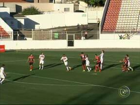Ituano estreia com derrota na Série D do Brasileiro - Os times da região voltaram a disputar competições oficiais neste fim de semana. Pelo Campeonato Brasileiro da Série D, o Ituano perdeu em casa para o Brasil de pelotas.