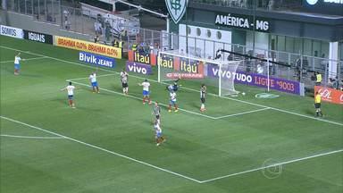 Atlético-MG empata com o Bahia no Independência, em BH - Veja os melhores momentos da partida.