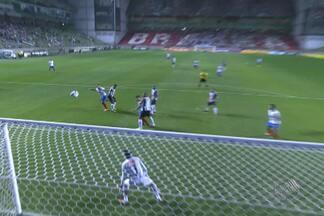 Bahia abre o placar, mas cede empate para o Atlético Mineiro - Tricolor está a um ponto da zona de rebaixamento.