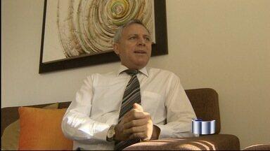 Justiça afasta prefeito de Potim, SP - No lugar dele assumiu o vice, Édno Felix Pinto.