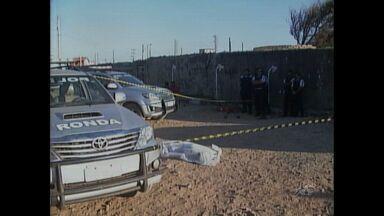 Três pessoas morreram em tiroteio na praia da Abreolândia - O crime aconteceu no domingo.
