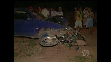 Casal morre atropelado em Belterra - Acidente aconteceu no sábado.