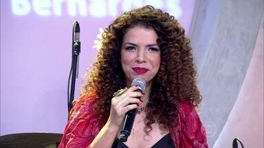 Vanessa da Mata relembra episódio com animais - Cantora mostra coragem