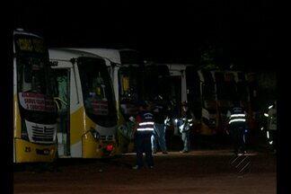 29 ônibus foram proibidos de circular em Belém - A Semob suspendeu o serviço de quatro empresas que atuam na Região Metropolitana, devidos os problemas apresentados nos ônibus.