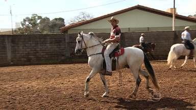 BH recebe 33ª edição da Exposição Nacional do Cavalo Mangalarga Marchador - Evento é um dos mais importantes da América Latina e deve movimentar cerca de R$ 9 milhões.