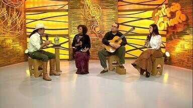 Loma, vencedora do Troféu Origens na Tafona da Canção, mostra sua voz ao Galpão - Assista ao vídeo.
