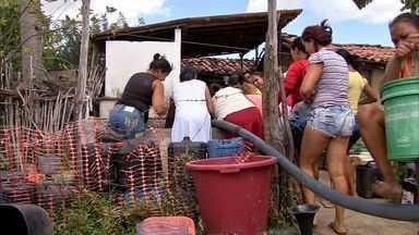 Operação Carro-pipa é cancela em algumas cidades do Ceará - Ministério da Integração diz que chuvas do anos foram suficientes para cancelar a operação.