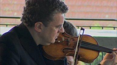 Igrejas exibem concertos de música clássica em Campos do Jordão - Para quem gosta de música clássica, durante o Festival de Inverno, as igrejas da cidade abrem suas portas e mostram concertos gratuitos.