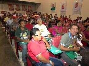 Em Teresina, agricultores participaram de Encontro Estadual sobre o Meio Ambiente - Em Teresina, agricultores participaram de Encontro Estadual sobre o Meio Ambiente