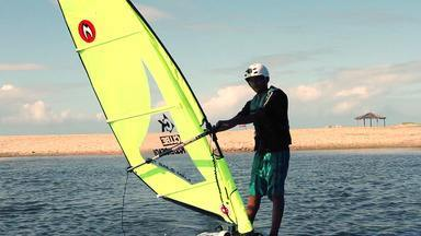 Windsurfe em Jericoacoara – Ce