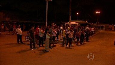 Greve de rodoviários entra no terceiro dia em Pernambuco - Em Pernambuco, a greve de rodoviários entra no terceiro dia. São Mais de 2 milhões de pessoas sem o transporte.