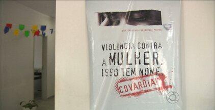 Projeto 'Mulher Protegida' auxilia as vítimas da violência doméstica em Campina Grande - O programa ajuda no combate a esse tipo de crime e oferece acompanhamento da Polícia Militar às mulheres que denunciam algum tipo de agressão vinda de seus companheiros.