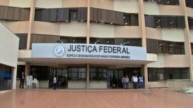 Justiça Federal deve retomar audiências do caso Ararath em Cuiabá - A Justiça Federal deve retomar as audiências do caso Ararath em Cuiabá.