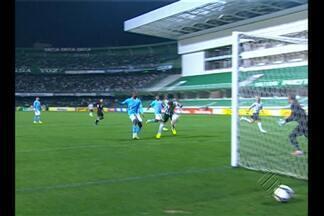 GOLS: veja os gols de Coritiba 2 x 0 Paysandu - GOLS: veja os gols de Coritiba 2 x 0 Paysandu