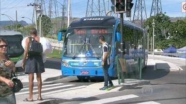 BRT Transcarioca vai ter ampliação no horário de funcionamento em seis estações - BRT Transcarioca vai ter ampliação no horário de funcionamento. O novo horário será de 06h às 16h, em seis estações.