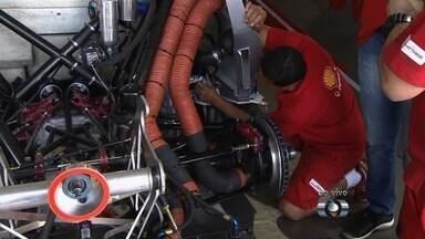 Veja como está a expectativa para a 'Corrida do Milhão', em Goiânia - A prova da Stock Car acontece no autódromo de Goiânia.