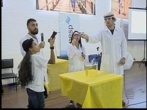 'Nanoarte' mistura ciência, tecnologia e computação - Confira outras atrações da 'Agenda Cultural' para o Oeste Paulista.