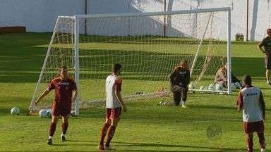 Boa Esporte se prepara para jogo em Fortaleza pela Série B - Boa Esporte se prepara para jogo em Fortaleza pela Série B